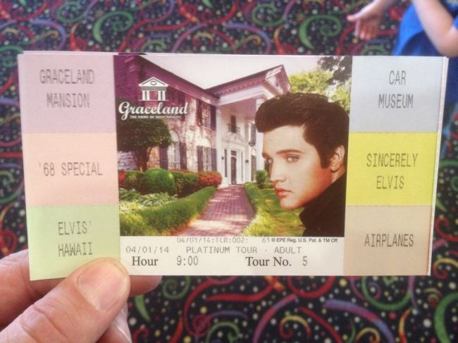 Graceland tickets