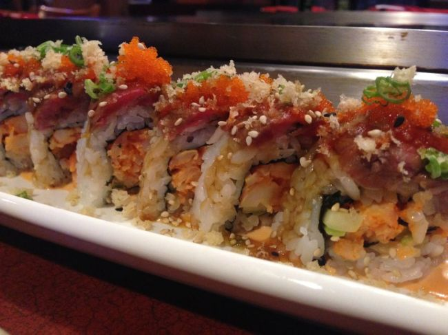 Sushi from Got Sushi