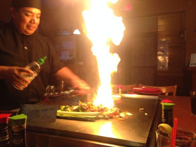Got Sushi, Mesa
